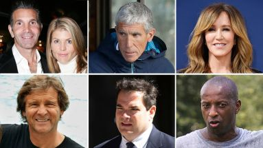 LA times pic, some involved in scandal